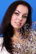 Ukrainian girl Kristina,30 years old with brown eyes and dark brown hair.