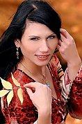 Ukrainian girl Juliya,31 years old with brown eyes and black hair.