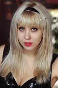 Ukrainian girl Svetlana,24 years old with green eyes and blonde hair.