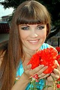 Ukrainian girl Yana,29 years old with blue eyes and light brown hair.