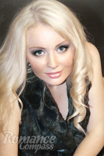 Ukrainian girl Kseniya,25 years old with blue eyes and blonde hair.