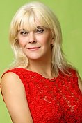 Ukrainian girl Nina,54 years old with green eyes and blonde hair.
