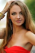 Ukrainian girl Galina,25 years old with green eyes and light brown hair.