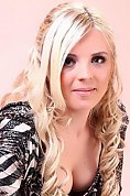 Ukrainian girl Marina,26 years old with blue eyes and blonde hair.