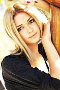 Ukrainian girl Victoria,24 years old with blue eyes and blonde hair.