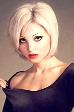 Ukrainian girl Natalia,24 years old with grey eyes and blonde hair.