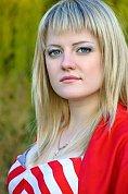 Ukrainian girl Svetlana,27 years old with blue eyes and blonde hair.