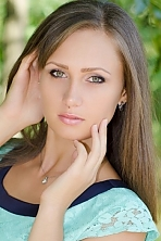 Ukrainian girl Victoria,21 years old with grey eyes and light brown hair.