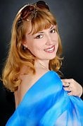 Ukrainian girl Anna,42 years old with brown eyes and light brown hair.
