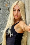 Ukrainian girl Kate,24 years old with blue eyes and blonde hair.