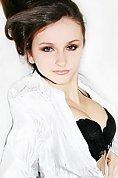 Ukrainian girl Maria,22 years old with green eyes and dark brown hair.