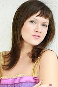 Ukrainian girl Natalia,32 years old with blue eyes and dark brown hair.