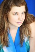 Ukrainian girl Natali,30 years old with green eyes and light brown hair.