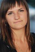 Ukrainian girl Ludmila,29 years old with hazel eyes and dark brown hair.