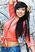 Ukrainian girl Margarita,29 years old with green eyes and dark brown hair.