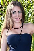 Ukrainian girl Irina,23 years old with blue eyes and light brown hair.