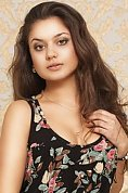 Ukrainian girl Yulia,22 years old with brown eyes and light brown hair.