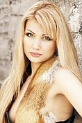Ukrainian girl Mariya,26 years old with green eyes and blonde hair.