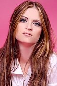 Ukrainian girl Inna,31 years old with grey eyes and light brown hair.