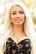 Ukrainian girl Olga,23 years old with blue eyes and blonde hair.