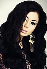 Ukrainian girl Valeria,23 years old with brown eyes and black hair.
