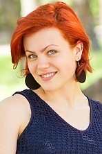 Ukrainian girl Ann,22 years old with blue eyes and light brown hair.