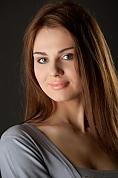Ukrainian girl Anastasia,25 years old with green eyes and light brown hair.