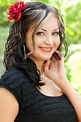 Ukrainian girl Ekaterina,28 years old with green eyes and light brown hair.