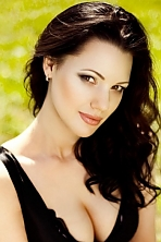 Ukrainian girl Elena,29 years old with brown eyes and black hair.