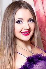 Ukrainian girl Ekaterina,28 years old with blue eyes and light brown hair.