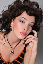 Ukrainian girl Ekaterina,26 years old with blue eyes and dark brown hair.