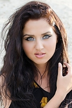 Ukrainian girl Inna,21 years old with blue eyes and light brown hair.