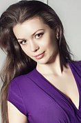 Ukrainian girl Natalia,31 years old with green eyes and light brown hair.