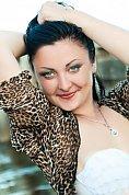 Ukrainian girl Maiia,25 years old with green eyes and black hair.