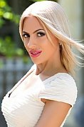 Ukrainian girl Yulia,28 years old with brown eyes and blonde hair.