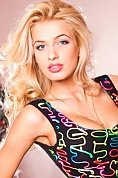 Ukrainian girl Sofiya,22 years old with blue eyes and light brown hair.