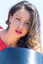 Ukrainian girl Daria,26 years old with brown eyes and dark brown hair.