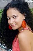 Ukrainian girl Julia,24 years old with brown eyes and dark brown hair.