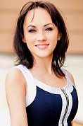 Ukrainian girl Galina,28 years old with brown eyes and dark brown hair.