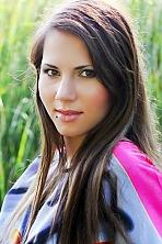 Ukrainian girl Irina,21 years old with brown eyes and dark brown hair.