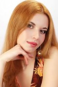 Ukrainian girl Tatiana,25 years old with blue eyes and blonde hair.