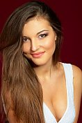 Ukrainian girl Yana,25 years old with brown eyes and light brown hair.