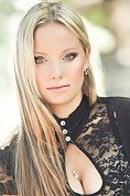 Ukrainian girl Julia,21 years old with blue eyes and light brown hair.