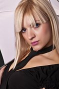 Ukrainian girl Larisa,31 years old with blue eyes and blonde hair.