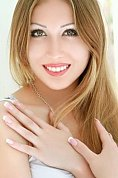 Ukrainian girl Helena,27 years old with brown eyes and blonde hair.