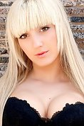 Ukrainian girl Veronika,27 years old with hazel eyes and blonde hair.