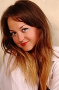 Ukrainian girl Natalia,24 years old with grey eyes and light brown hair.