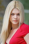 Ukrainian girl Aliona,32 years old with green eyes and blonde hair.