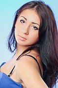 Ukrainian girl Julianiya,20 years old with green eyes and black hair.