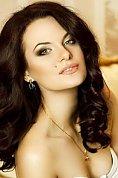 Ukrainian girl Ekaterina,26 years old with green eyes and dark brown hair.